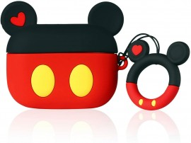 Case Proteção Para Apple AirPods Pro MickeyMouse 1