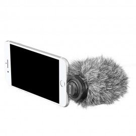Microfone Boya By-dm200 Para iPhone Lightning