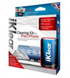 Kit De Limpeza Iklear Para iPad E iPhone