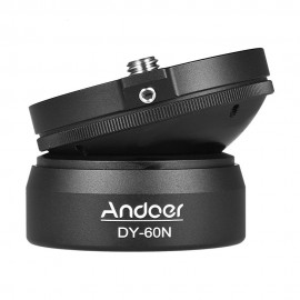 Cabeça Ball Head Multifuncional Andoer Dy-60n