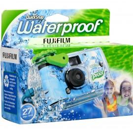 Câmera Descartavel Fujifilm Quicksnap Waterproof - 27 poses
