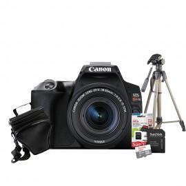 Super Kit Canon Rebel SL3 com 18-55mm