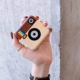 Case De Proteção Para Apple AirPods 1 e 2 Instagram Com Brinde