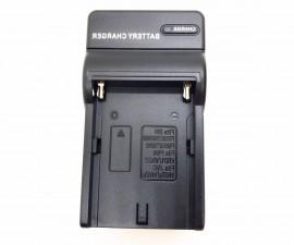 Carregador P/ bateria de led NP-F550 F570 F770 F970
