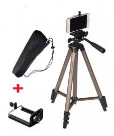 Tripé Câmera e Smartphone Weifeng Wt-3130