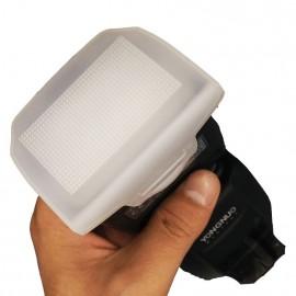Difusor Copo Para Flash Canon 600ex Ii / YN600 / YN685