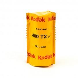 Filme Fotográfico Kodak Tri-x 400 Preto E Branco - 120mm 1un