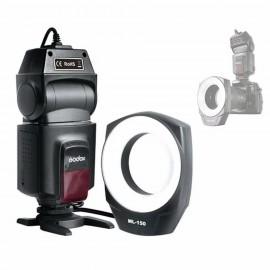 Flash Circular Macro Ring  ML-150 Canon/Nikon