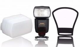 Kit Flash Yongnuo YN568EX Para Nikon