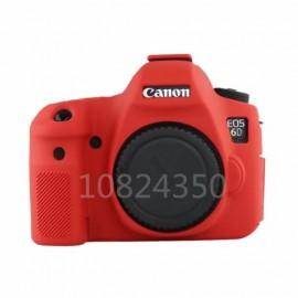 Capa Case Silicone Para Proteção Canon Eos 5d Mk 3/ 5Ds/ 5Dr