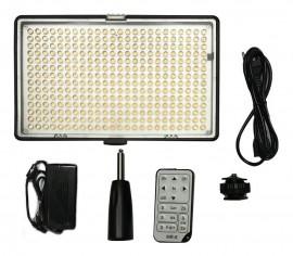 Iluminador de Led Soleste TL-336a Com Fonte