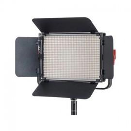 Iluminador de Led Greika Gk-1000b Pro + Bateria +Car +Fonte