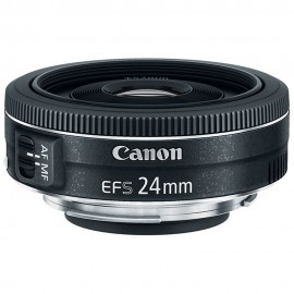 Lente Canon 24mm STM F/2.8