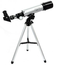 Luneta F36050 TX Observação Lunar Terrestre Lente 6mm 20mm