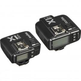 Radio Flash Godox TTL X1N 32 canais Para Nikon