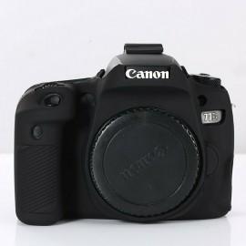 Capa / Case Silicone Para Proteção Canon Eos 77d