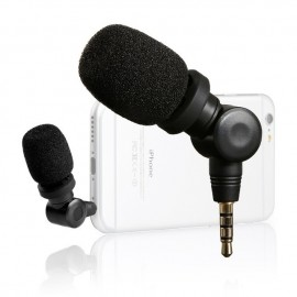 Saramonic Microfone Para Apple Iphone Ipad, Ipod Touch