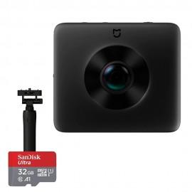 Câmera Xiaomi Mi Sphere 360º Panoramica Impermeavel C/ Brind