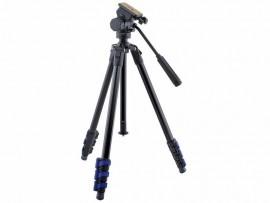 Tripé Wf-5316 Hidráulico Profissional Para Filmagem