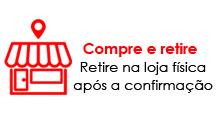 Compre e retire na loja física após a confirmação